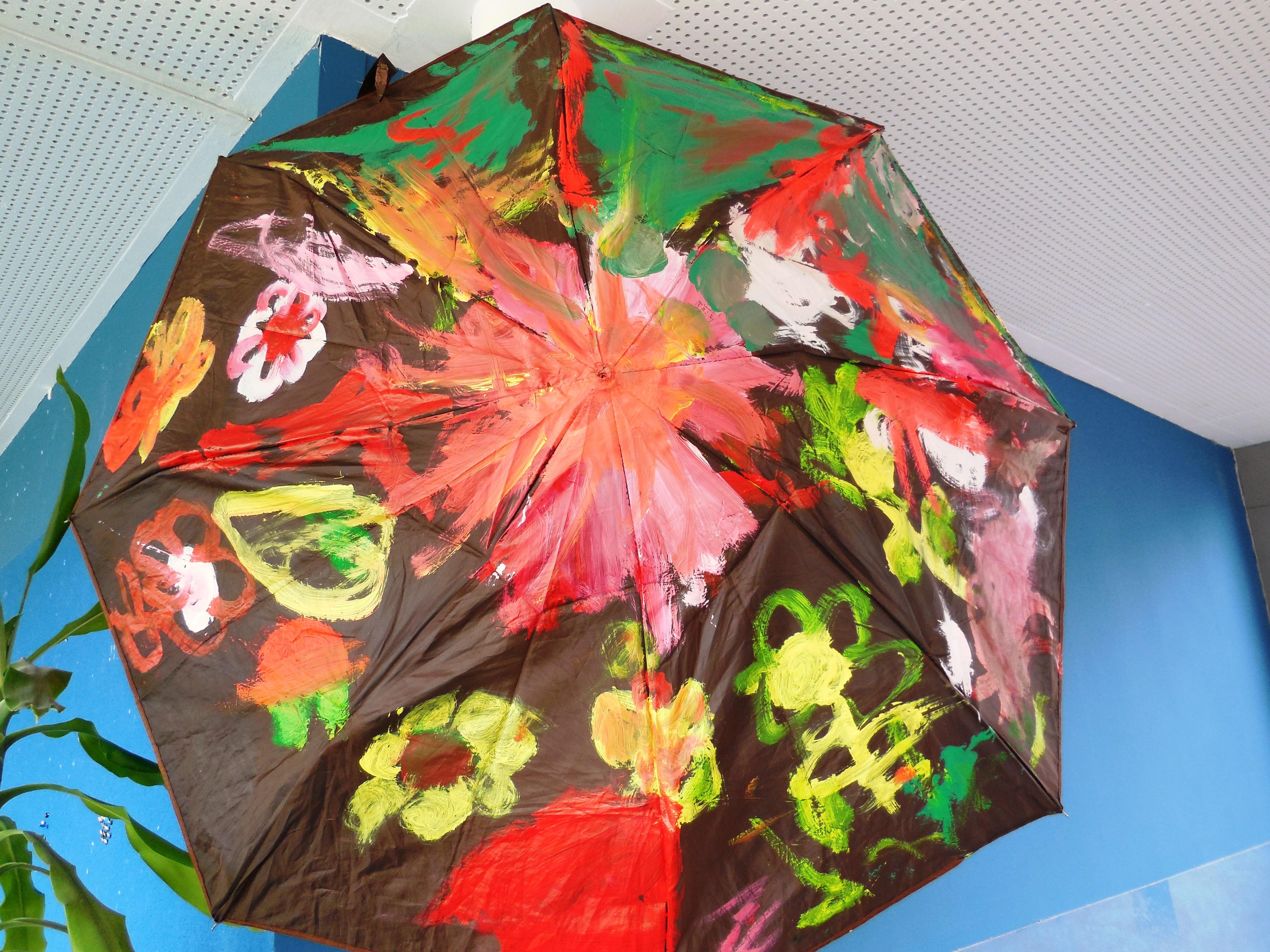 Paraguas, ¿para qué?, para la lluvia   InnovArte Educación Infantil ...